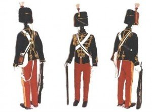 11th Hussars Uniform