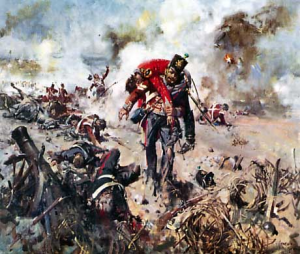 17th Regiment in Attack on Redan
