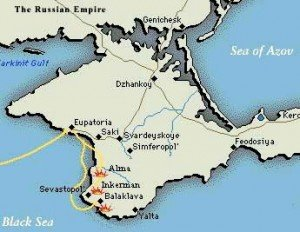 8.Map Crimea