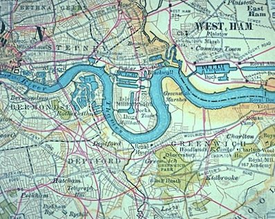 Deptford & Greenwich