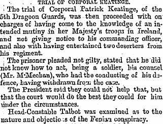 Freemans Journal 18 Aug 1866