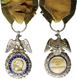 The French Military Medal (2nd Empire)