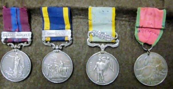 Hodges Joseph Medals