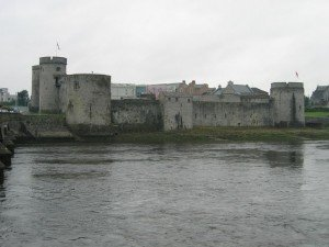 Limerick Castle Barracks