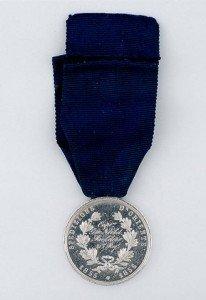 Sardinian Medal Reverse Crimean War