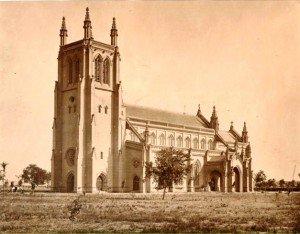 St Paul's Church Umballa