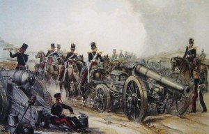 Allen Royal Artillery by Campion