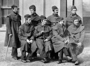 Anderson Scots Fusilier Guards Convalescing