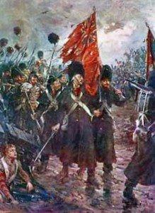 Grenadier Guards at Inkerman