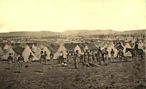 97th Regiment Camp