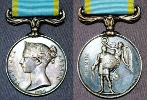British Crimea Medal