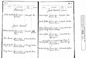 Merchantman 1864 Register HO11-19-34