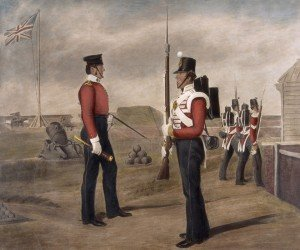 77th Regiment Portsmouth 1849