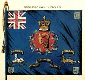 18th Regiment Colours