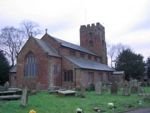 Dutton St Chad's Parish Church Farndon