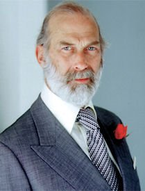 Prince Michael of Kent GCVO