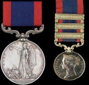 Sutlej Medals