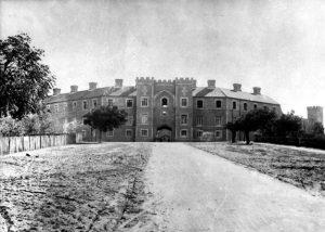 EPF Barracks c. 1866