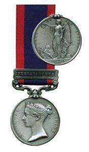 Sutlej Medal Ferozeshuhur clasp