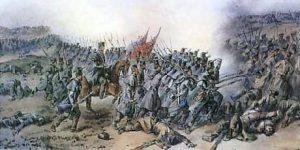 21st Regiment at Inkermann