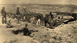 34th Regiment at Sevastopol