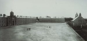 Birr Barracks, Ireland