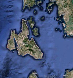 Cephalonia (Kefalonia) Ionian Islands