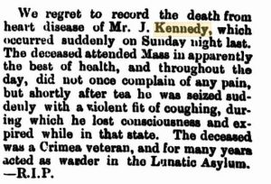 Kennedy Death