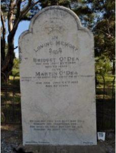 odea-bridget-martin-headstone