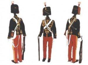 11th Hussars Uniform