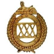 30th-Reg-Glengarry-Badge