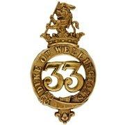 33rd-Reg-Glengarry-Badge