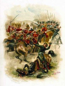 6th Dragoons Inniskilling Balaclava