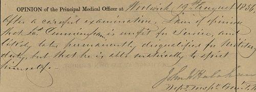 Cunningham James Medical