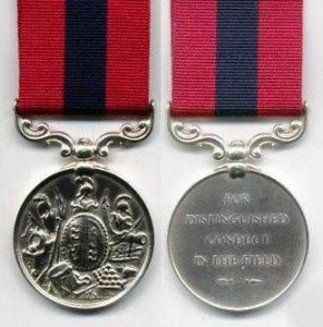 Distinguished Conduct Medal-DCM