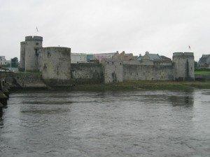 Limerick Castle Barracks