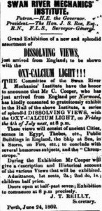 Norwood Inquirer 2 July 1862