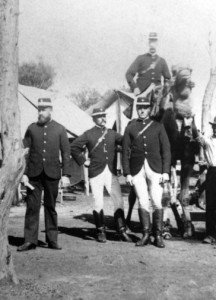 O'Connell Daniel Coolgardie police camp 1894