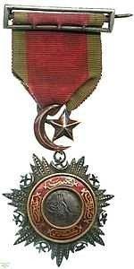 Order of Medjidie