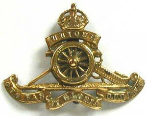 Royal-Artillery-Badge