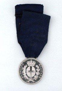 Sardinian Medal Obverse Crimean War