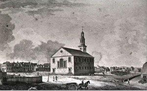 St Paul's Church Halifax NS