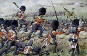Anderson Scots Fusilier Guards