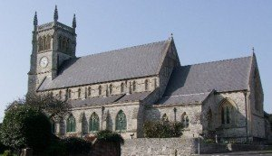 St Mary's Church Alverstoke
