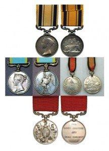 Castledine Medal Montage