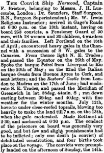 Perth Gazette 19 Jul 1867
