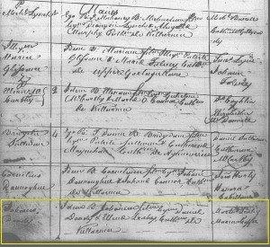 Doody John bp. 4 May 1828 [Irish Times]