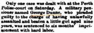 Dunne[Inquirer 3 Apr 1889]