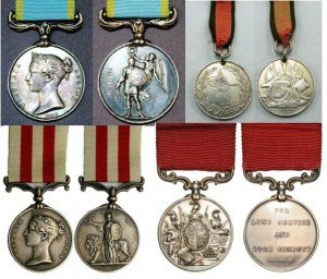 Duthie Medal Collage