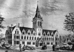 Royal Patriotic School for Boys in Wandsworth 1872
